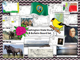 Washington State Study & Bulletin Board Set