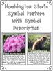 Washington State Symbols Posters with Descriptive Summarie