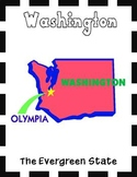 Washington State Symbols and Research Packet
