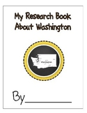 Washington Student Research Book
