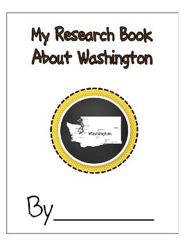 Washington Student Research Book