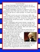 Washington and Lincoln: Informational Text and Comprehension Quesitons