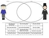 Washington and Lincoln Venn Diagram