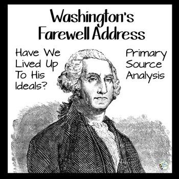Washington's Farewell Address in the New Republic