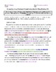 George Washington's Farewell Address Primary Source Analysis Worksheet