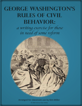 Washington's Rules of Civil Behavior: A Writing Exercise