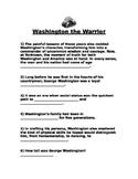 Washington the Warrior guided video notes