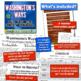 Washington's Ways: The domestic and foreign policies of President Washington!