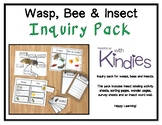 Wasp, Bee & Insect Inquiry Pack
