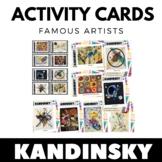 Wassily Kandinsky - Famous Artist Activity Cards - Art Uni