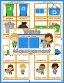 Waste Management 3 Part Cards