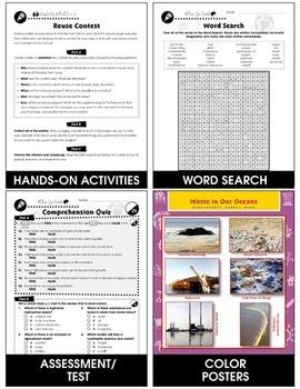 Waste Management BIG BOOK Gr. 5-8