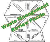 Waste Management Review Puzzle