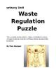 Waste Regulation Puzzle