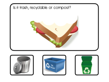 Waste Sorting: Interactive PDF