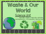 Waste and Our World Science Activities and Recycling Pack Alberta