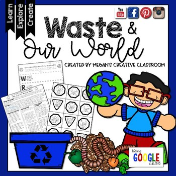 Waste and Our World – Science Unit