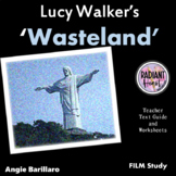 Wasteland documentary directed Lucy Walker: Texts and Human Experiences