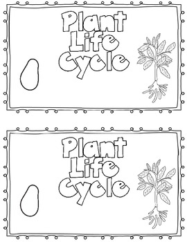 Watch It Grow: Plant Themed Emergent Reader and Printables FREEBIE