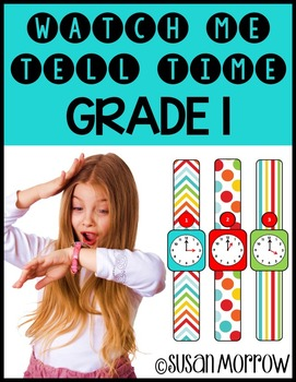 Telling Time to the Hour and Half Hour Games and Activities