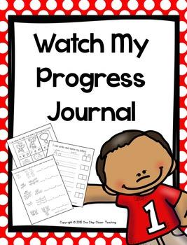 Watch My Progress Journal