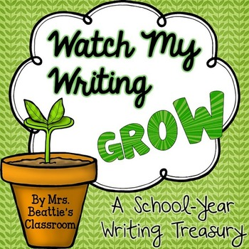 Writing Paper - A School Year Writing Treasury