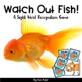 Watch Out Fish - Sight Word Game