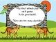 Watch Out for the Cheetahs! A Poison Pattern Rhythm Game- tika tika Edition