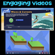 Watch Videos about Natural Hazards -  Fourth Grade Science Stations