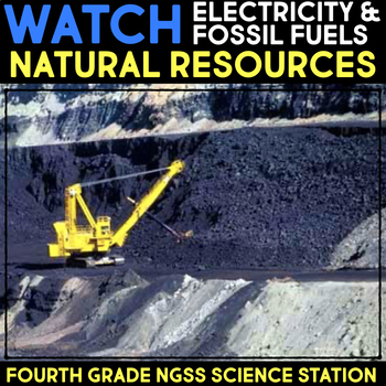 Watch Videos about Natural Resources -  Fourth Grade Science Stations