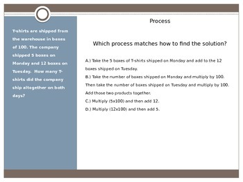 Watch Your Step - A Math Problem Solving Plan