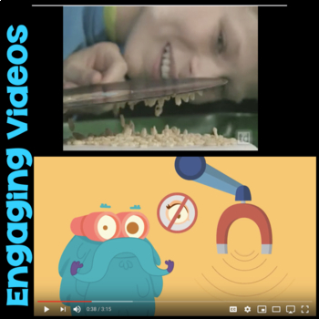 Watch a Video Static Electricity & Magnetism - Science Station