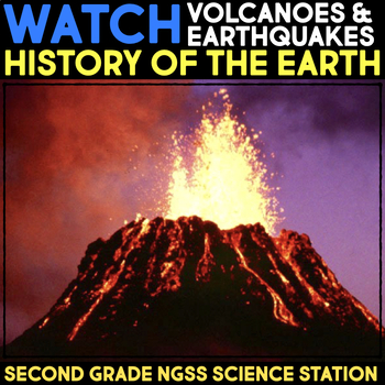 Watch a Video - Volcanoes or Earthquakes - Second Science Stations