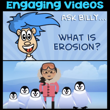 Watch a Video about Erosion or Landforms - Second Grade Science Stations