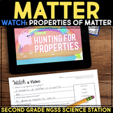 WATCH a Video about Properties of Matter Science Station