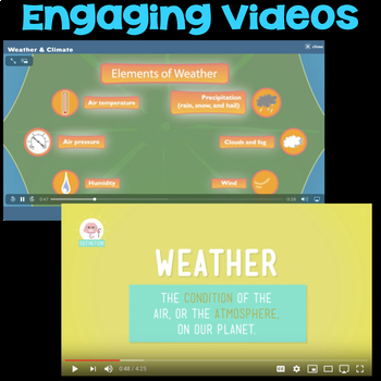 Watch a Video about Weather & Climate or Extreme Weather - Science Station