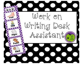 Watch our Writing Desk Visual
