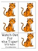 Watch out for the Tiger! (a V/CV Game) Orton-Gillingham Inspired