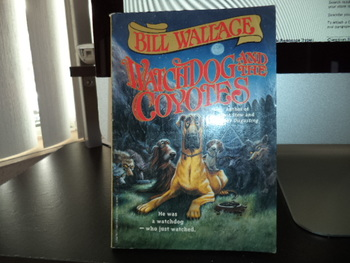 Watchdog and the Coyotes ISBN 0-671-89075-18C