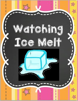 Watching Ice Melt: A Kinetic Theory Investigation