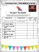 Video and Worksheet Spanish Writing Response Activity { La Voz Kids USA }