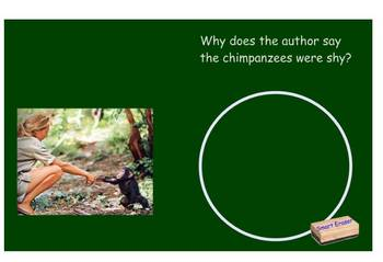 Watching in the Wild Comprehension SMARTBoard file
