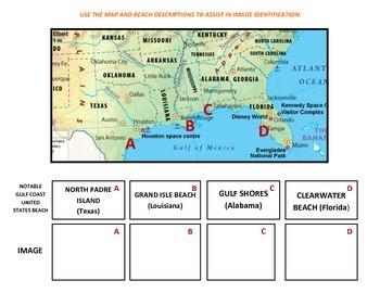 Water: 16 U.S. Beaches-VERY UNIQUE (Come Explore the United States!)