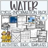 Water Cycle Activities and Worksheets