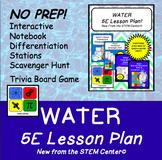 Water 5 E Lesson Plan