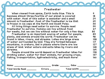 Water - A Natural Resource