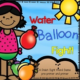 Water Balloon Fight! ( A Review Game)