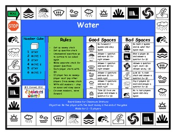 Water Board Game
