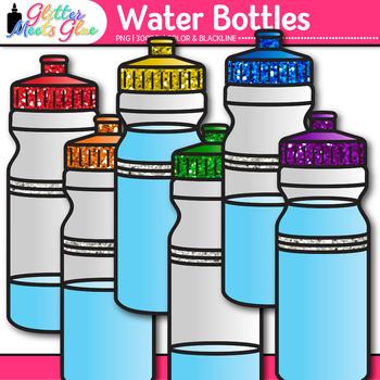 Water Bottle Clip Art: Classroom Management Graphics ... Water Bottle Clip Art Pic
