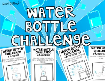 Water Bottle Flip Challenge Game